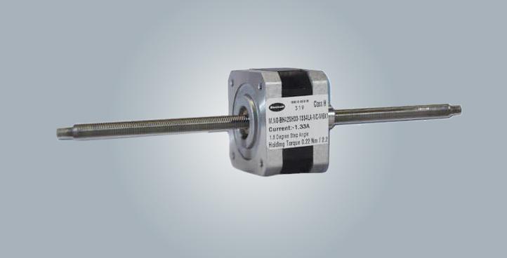 Non Captive Linear Actuator Stepper Motor