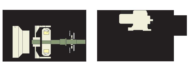 Cross Section of Powermag EC Drive